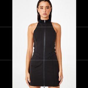 I.AM.GIA IRIS DRESS - BLACK SIZE X-SMALL